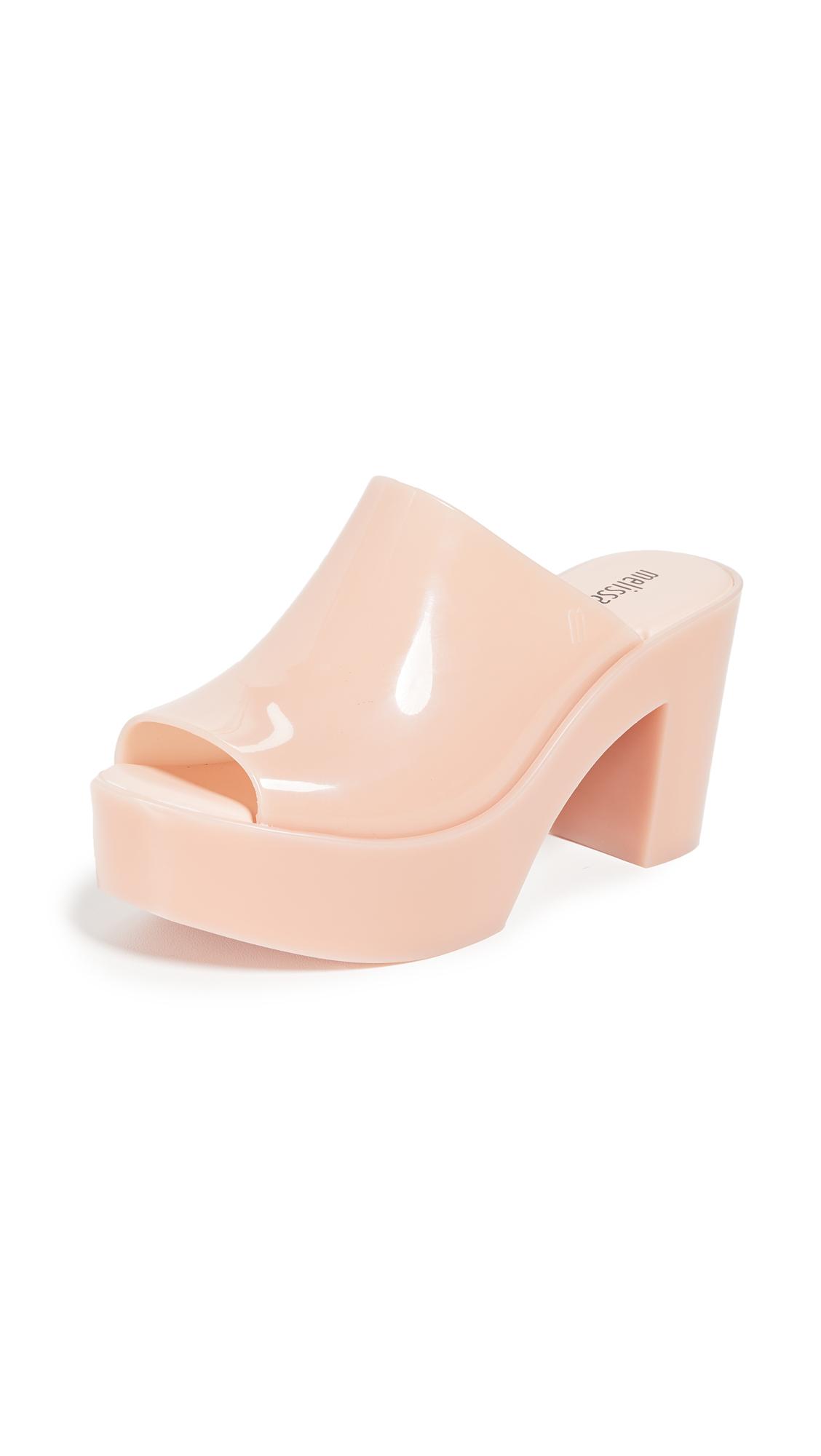 Melissa Platform Mule Sandals
