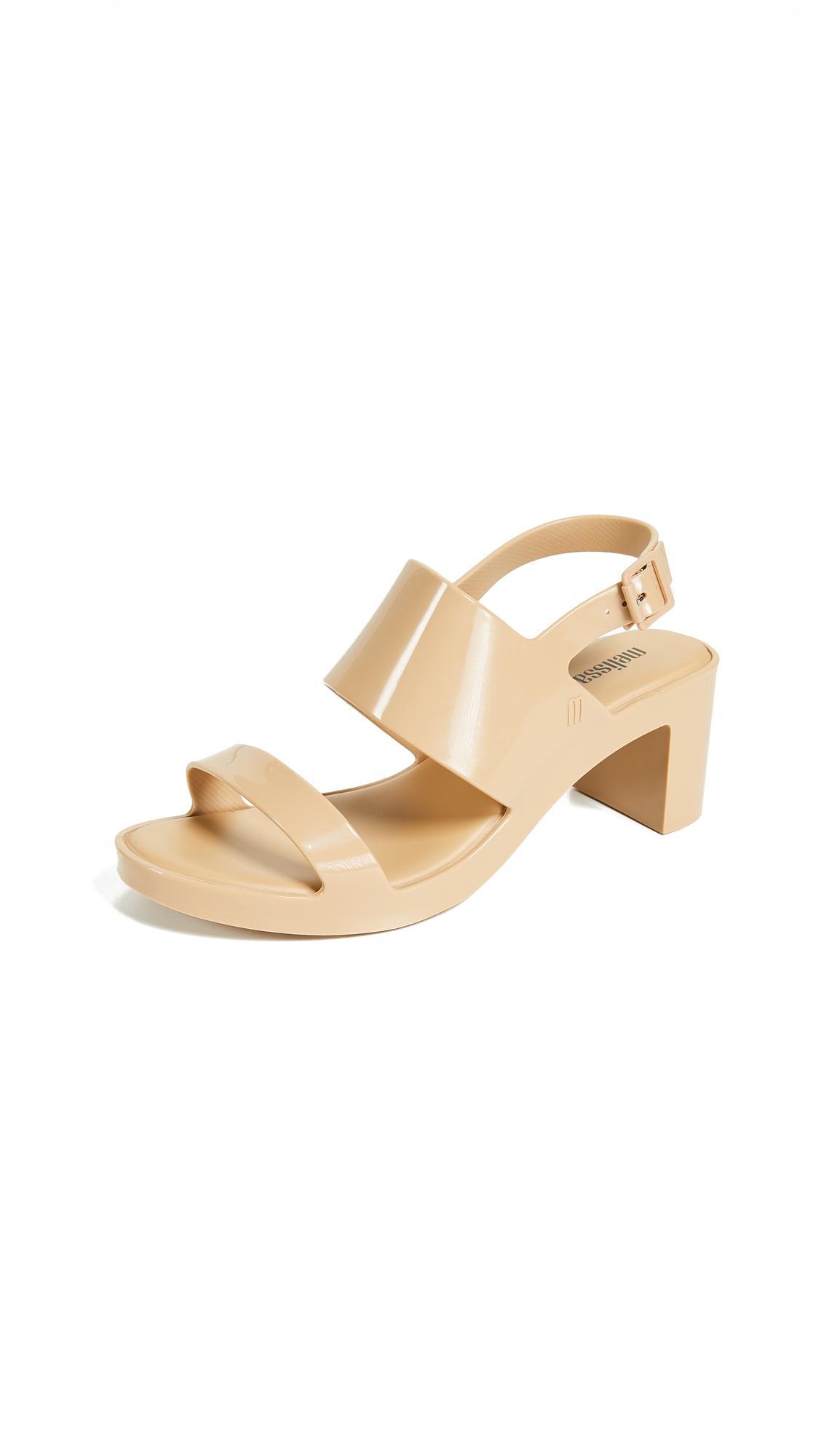 Melissa Classy Sandals - Beige