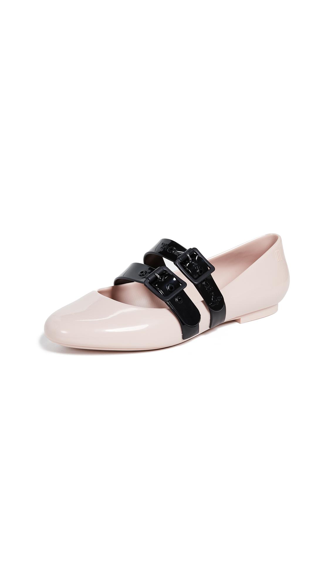 Melissa x Vivienne Westwood Doll Flats - Pink/Black
