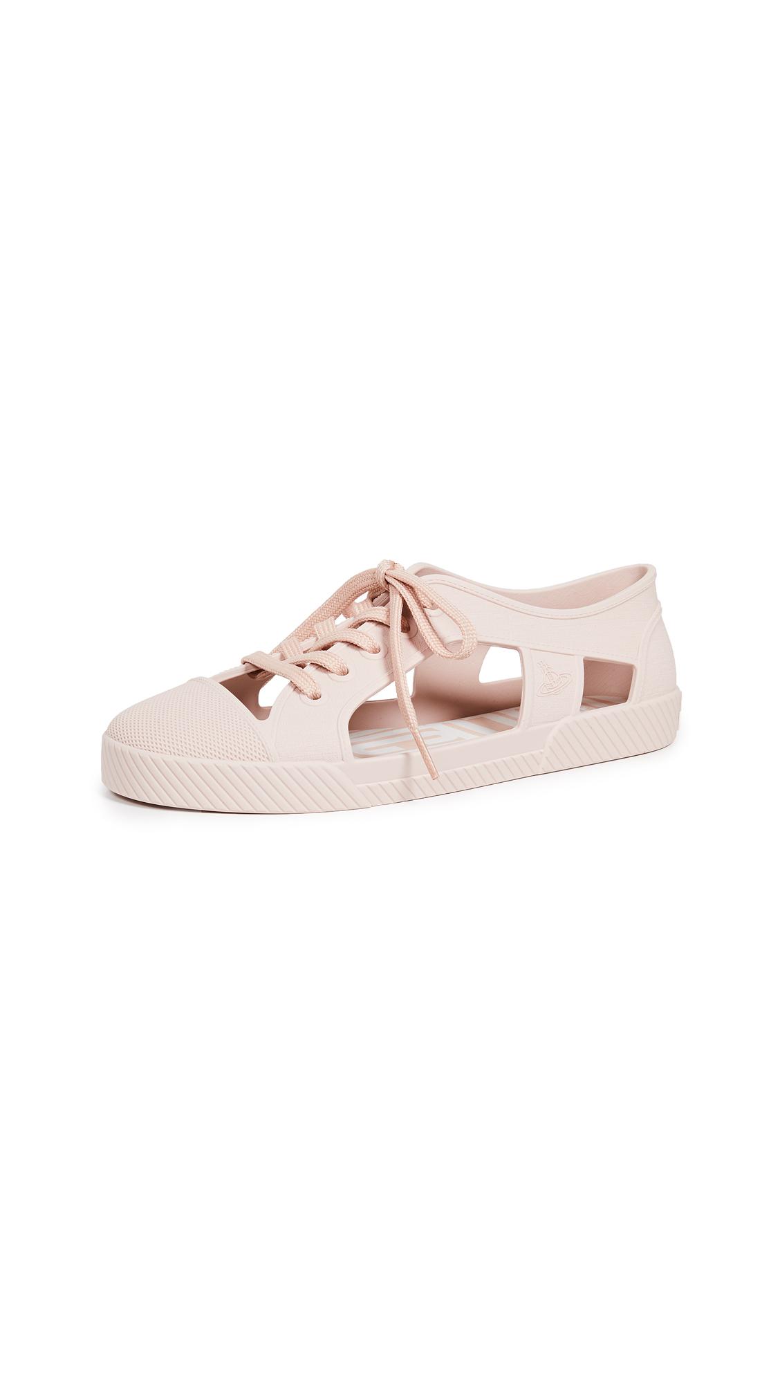 Melissa x Vivienne Westwood Brighton Sneakers - Pink