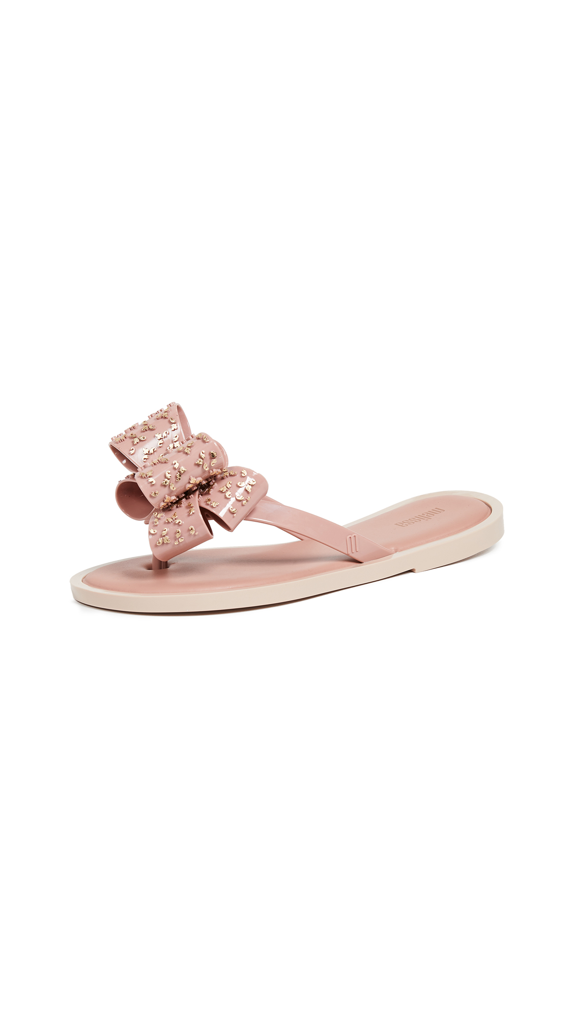 Melissa Sweet Flip Flops - Pink