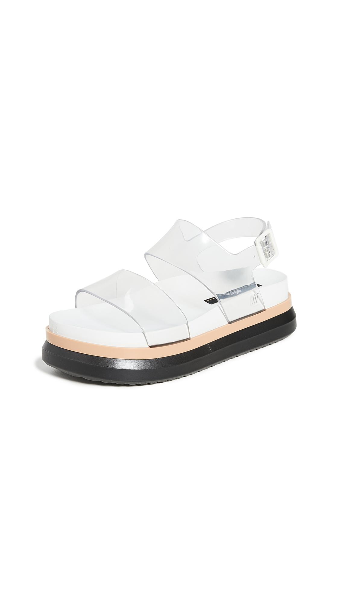 Buy Melissa Cosmic II Sandals online, shop Melissa