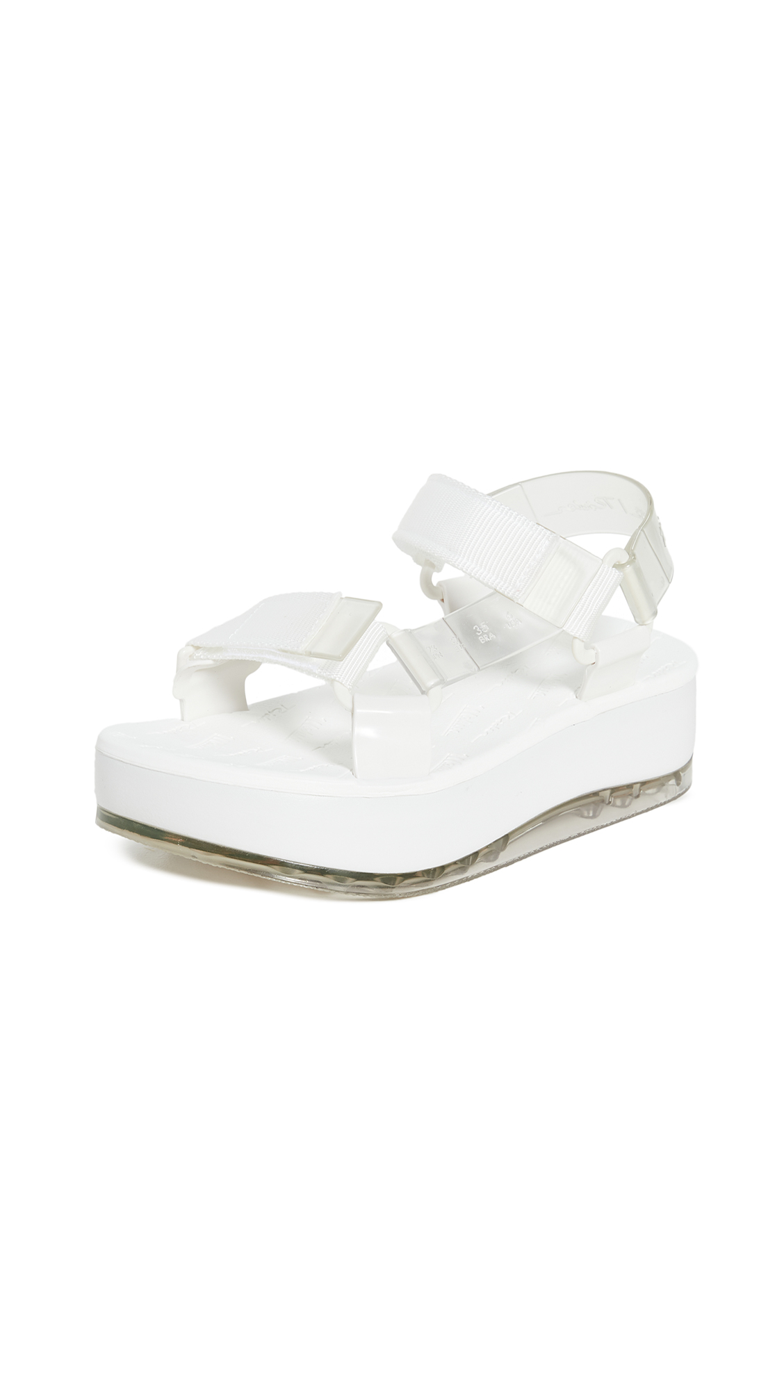Buy Melissa online - photo of Melissa Melissa Papete Platform Sandals