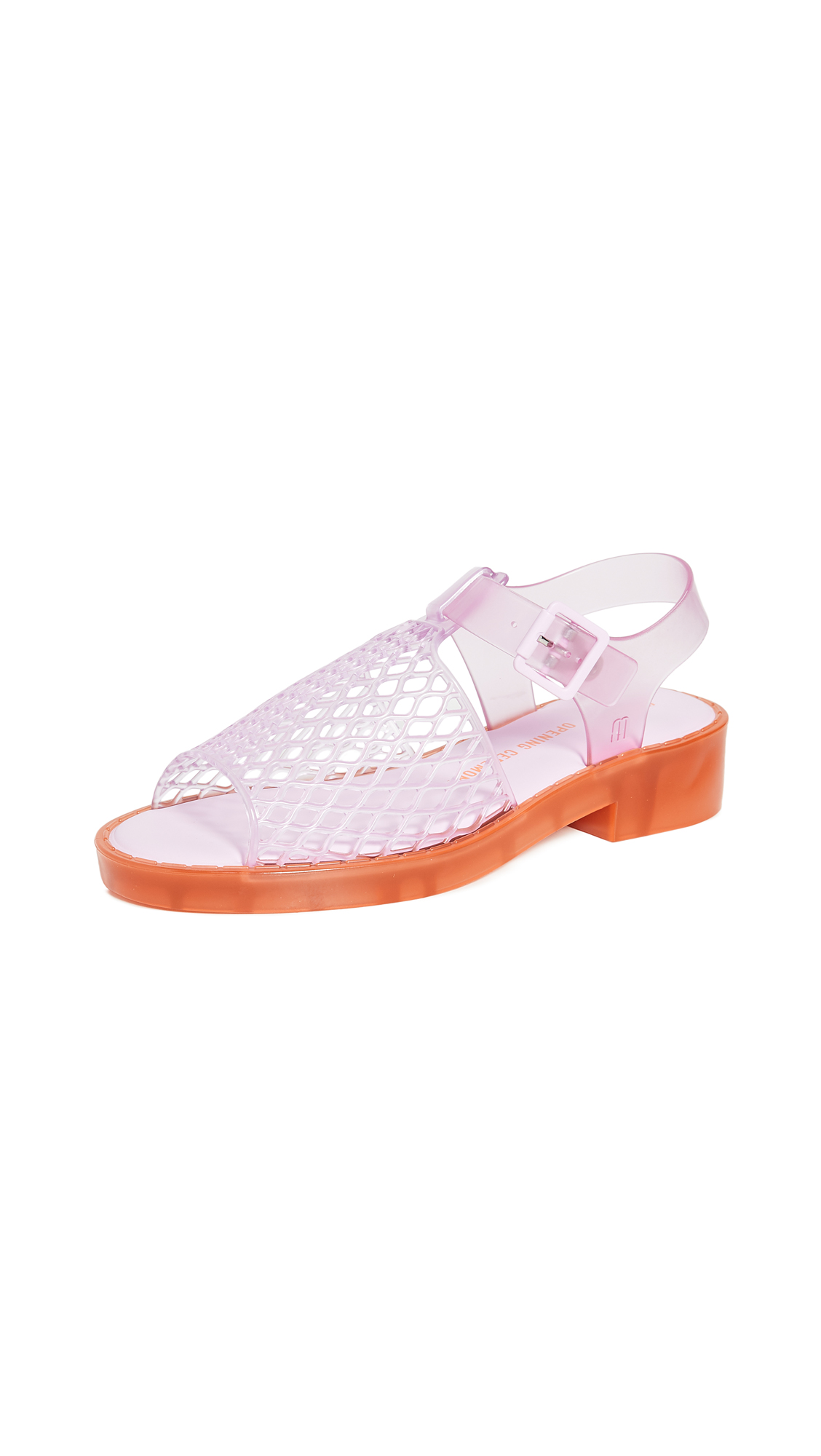 Melissa X Opening Ceremony Hatch Sandals - 50% Off Sale