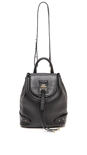 meli melo Mini Backpack - Black