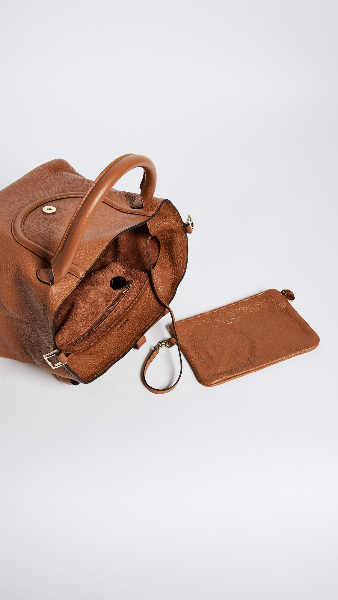 Классическая сумка Thela Halo среднего размера meli melo  (MEMEL3009011841314)