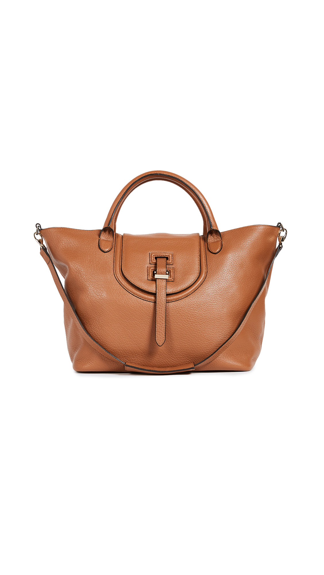Classic Thela Halo Bag, Tan