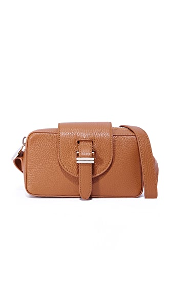 meli melo Micro Box Camera Bag - Tan