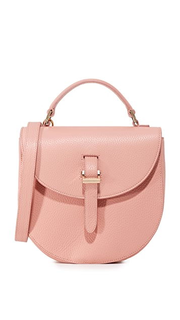 meli melo Ortensia Saddle Bag