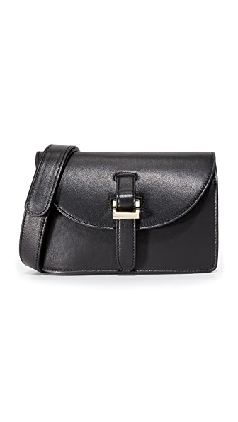 meli melo Bum Bag - Black