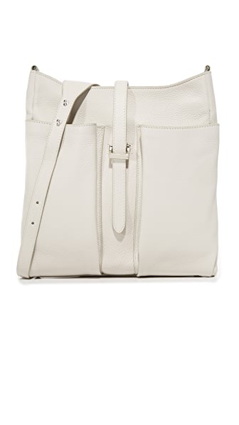 meli melo Ryder Hobo Bag - Cloud Grey