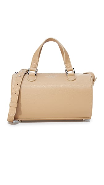 meli melo Vera Mini Duffel Bag - Light Tan