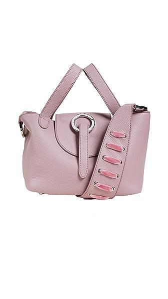 'Rose Thela' mini leather bag