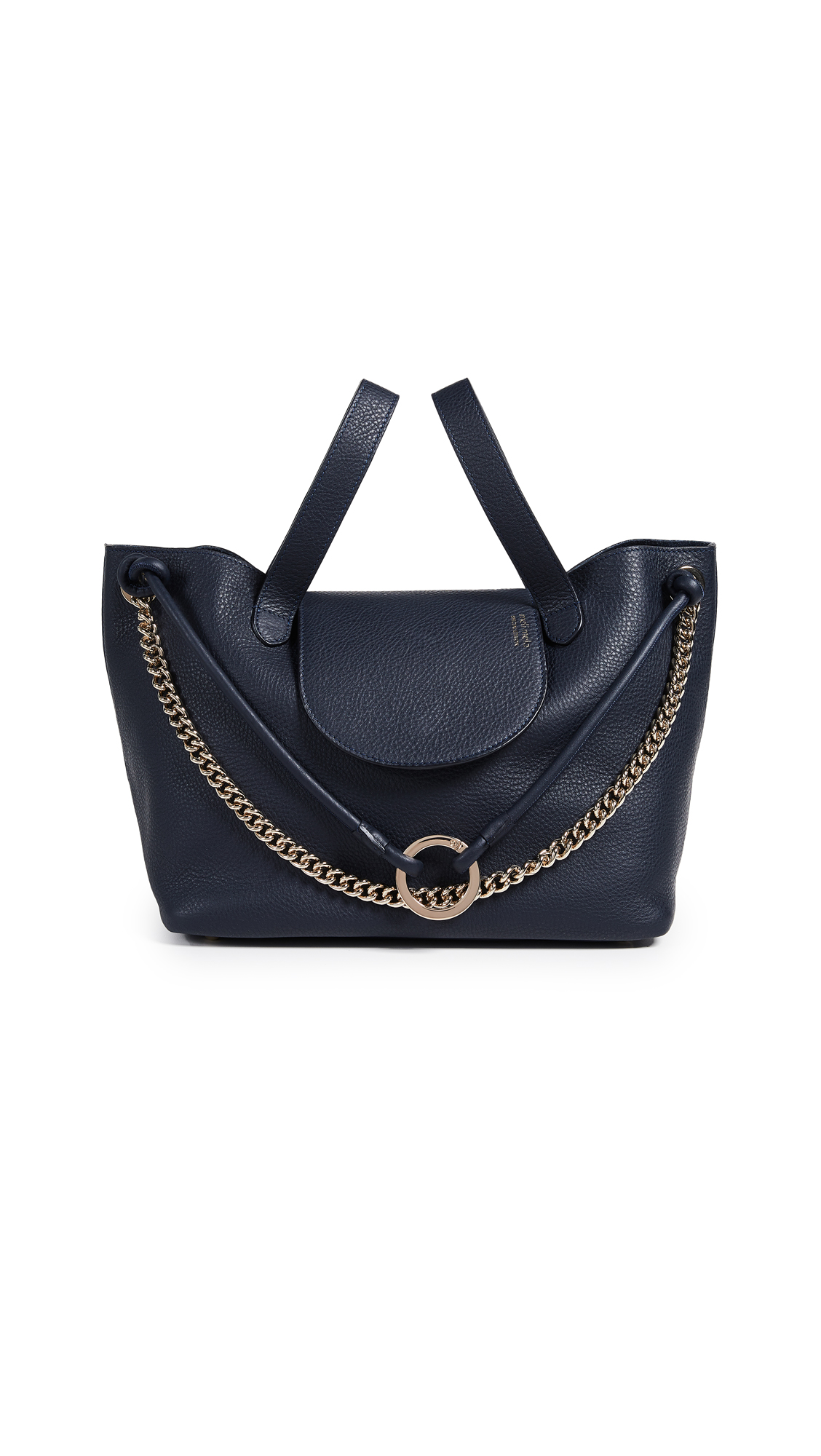 Linked Thela Medium Tote, Regal Blue