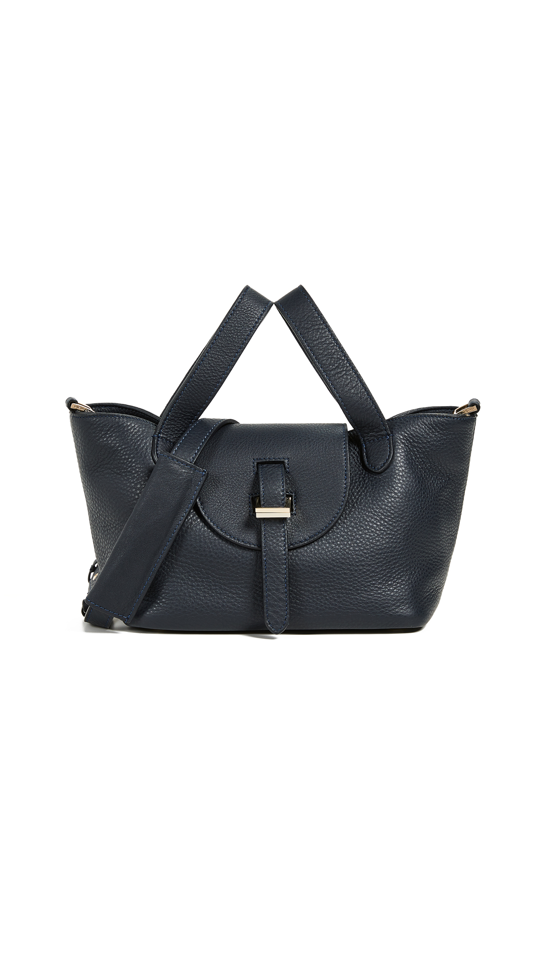 Thela Mini Tote, Regal Blue