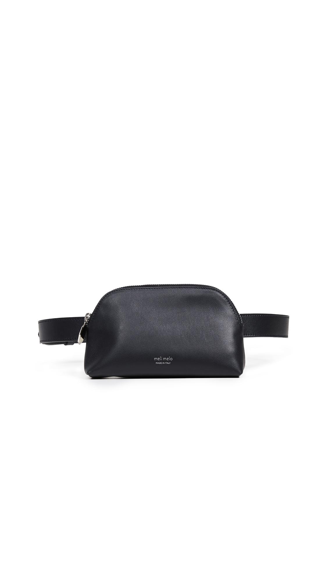 Bum Bag in Black