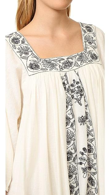 Mes Demoiselles Begonia Dress