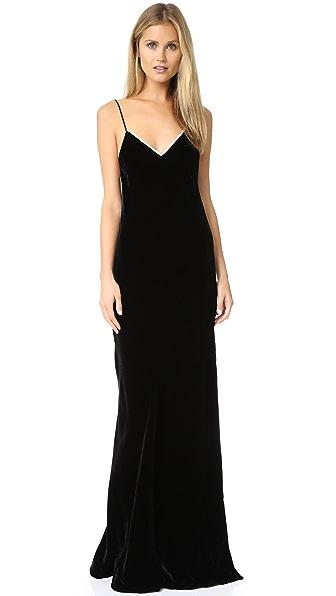 Mes Demoiselles Valentina Velvet Dress