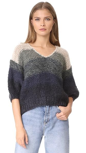Mes Demoiselles Maika Sweater - Sunrise