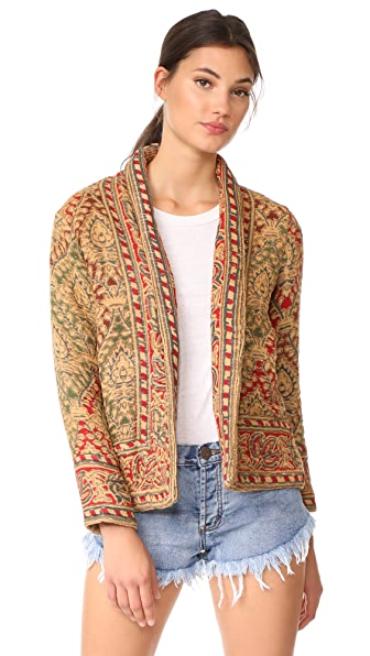 Mes Demoiselles Klim Jacket - Carpet Combo