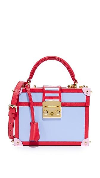 Mayra Fedane Lilly Trunk Bag