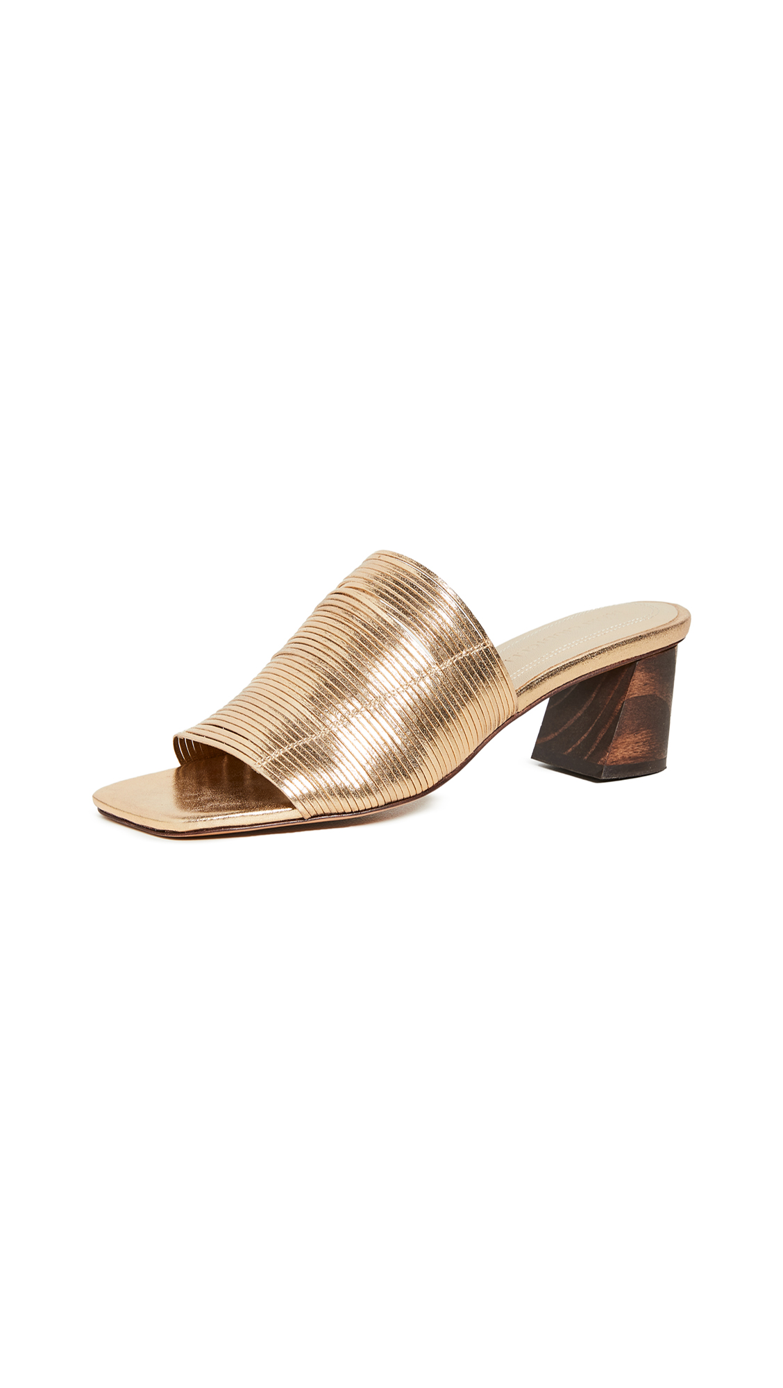 Photo of Mari Giudicelli Giselle Sandals - shop Mari Giudicelli Sandals, Flat online