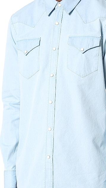Editions M.R. Western Shirt