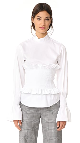 Maggie Marilyn Revolution Shirt - White