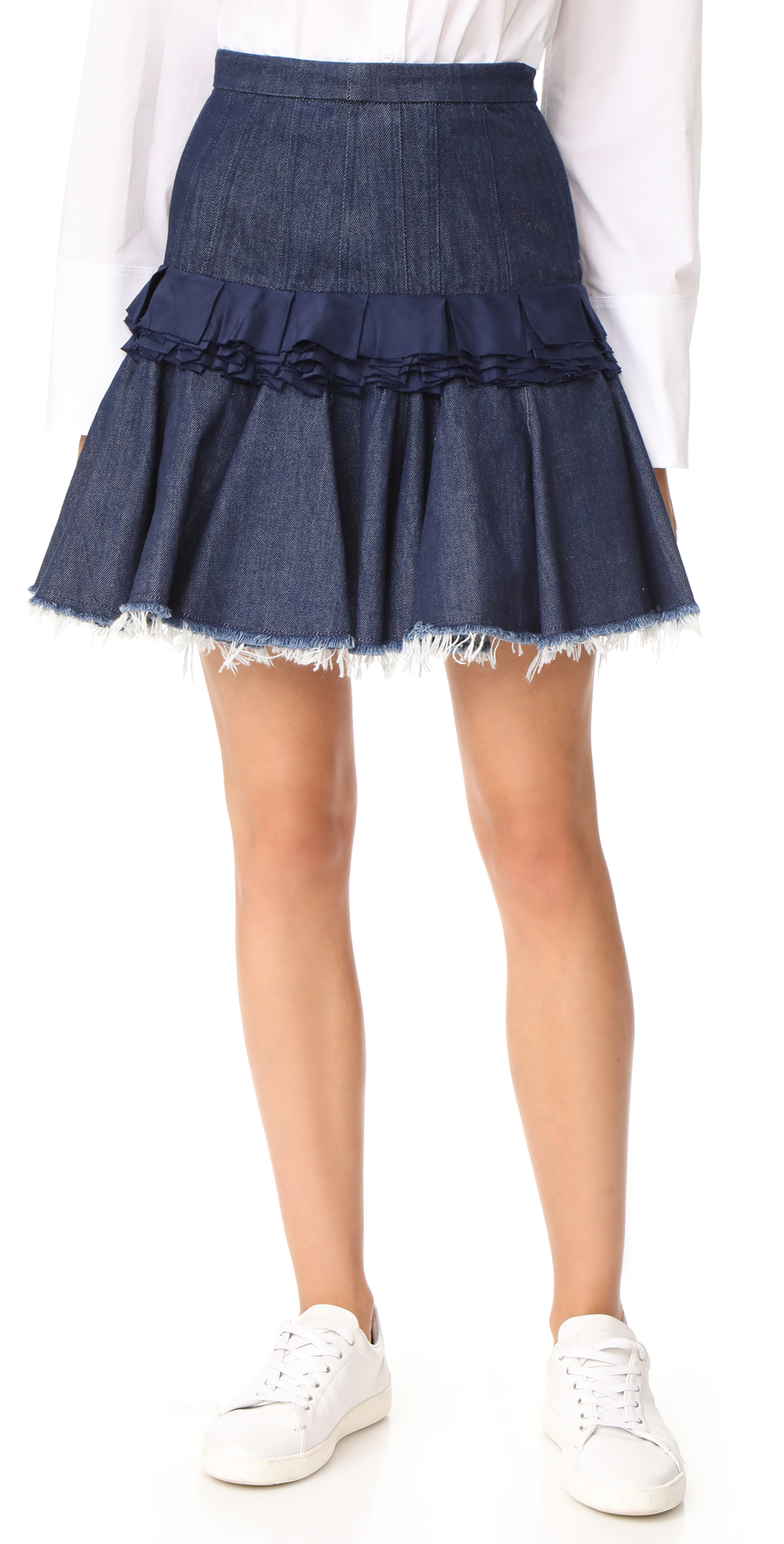 Composed Miniskirt Maggie Marilyn