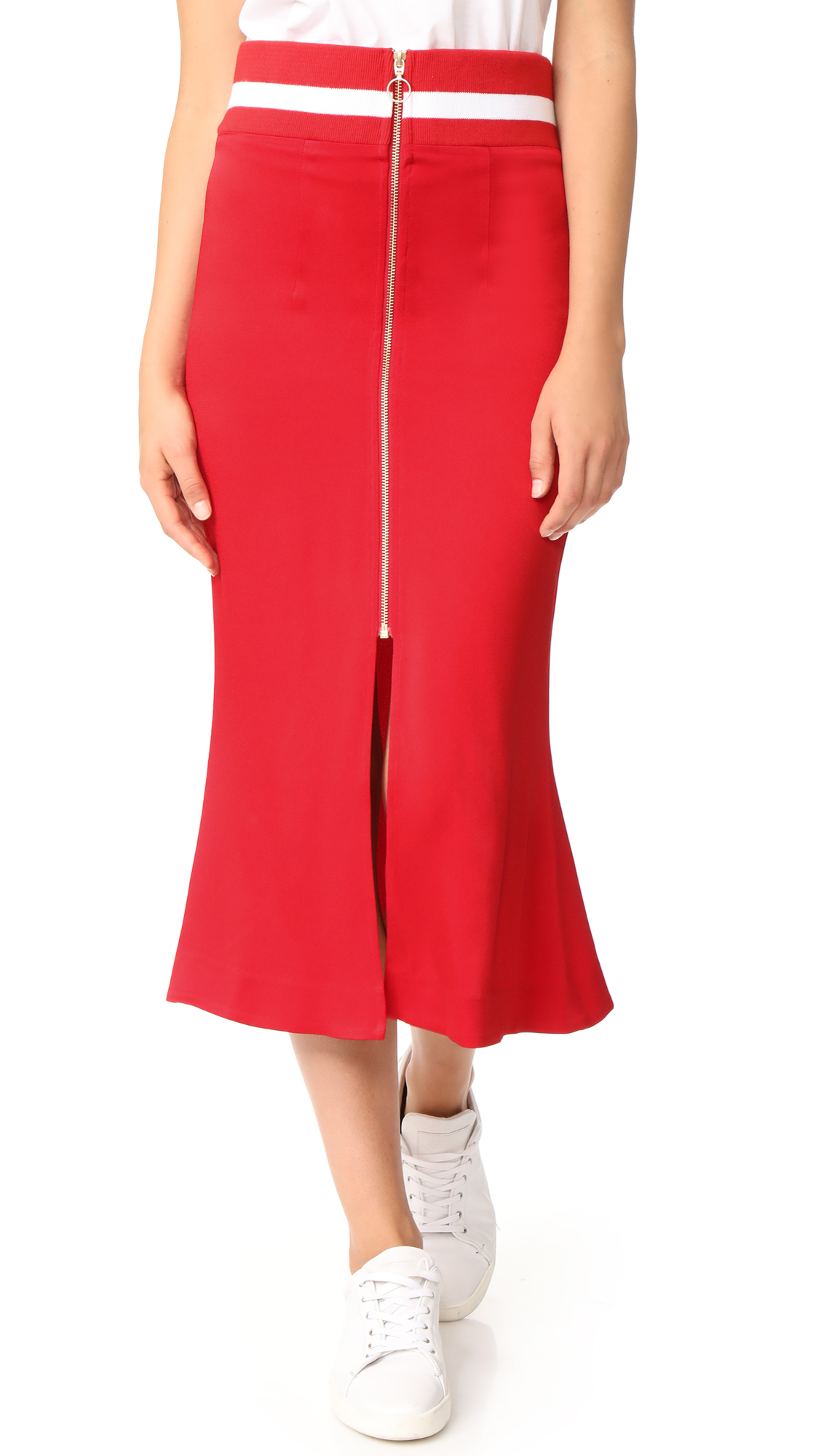 Maggie Marilyn Focus on the Good Skirt - Red