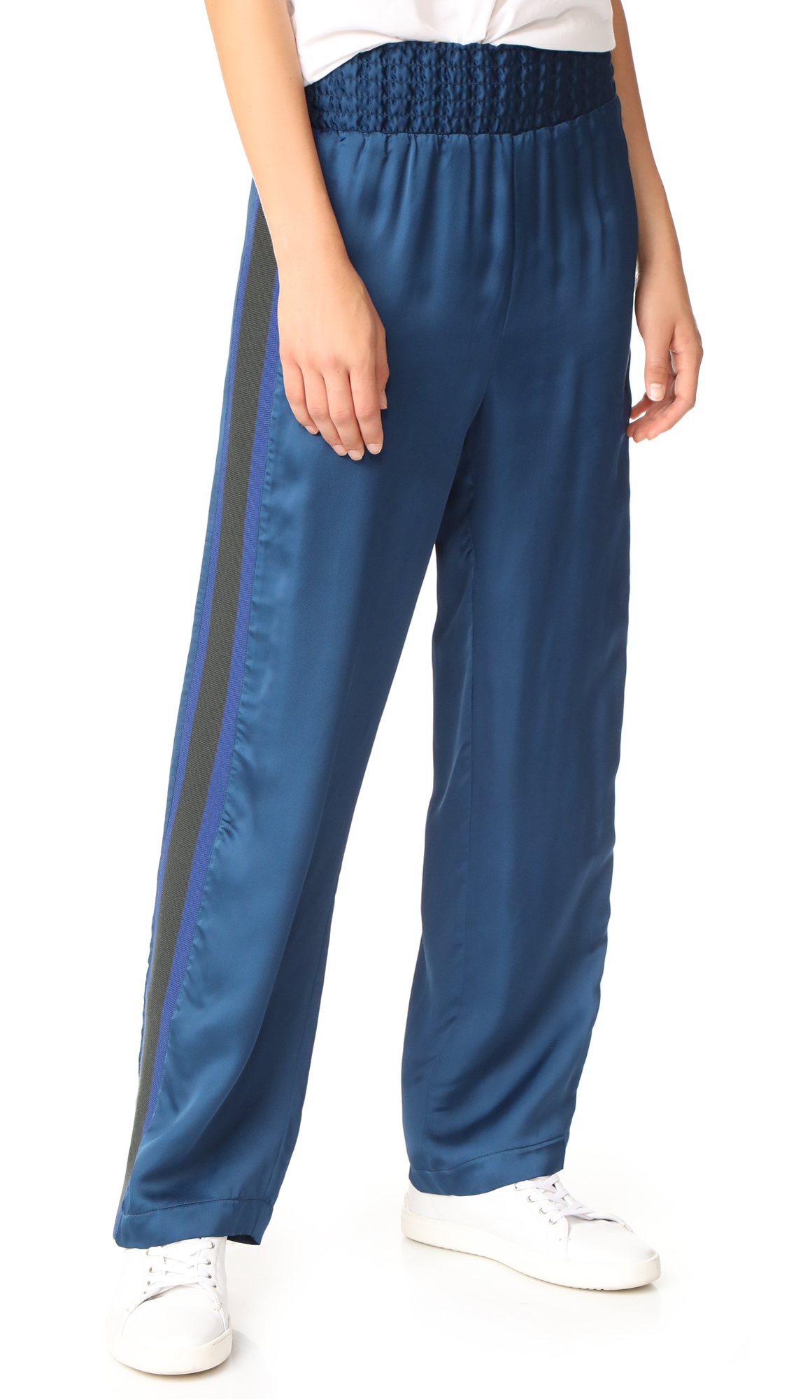 Maggie Marilyn Change the Rules Track Pants - Blue
