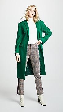 Maggie green green sweater