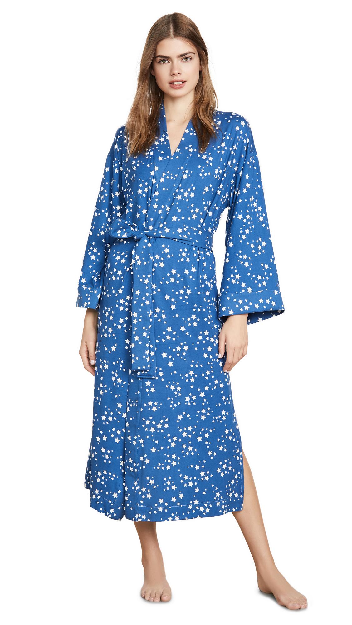 Buy Mason Grey online - photo of Mason Grey Blue Star Kimono