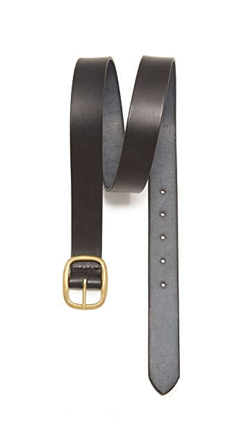 Maximum Henry Wide Oval Belt
