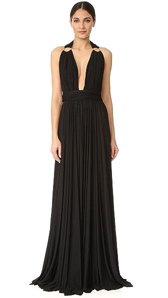 Maria Lucia Hohan Loha Sleeveless Maxi Dress