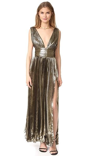 Maria Lucia Hohan Sleeveless Maxi Dress