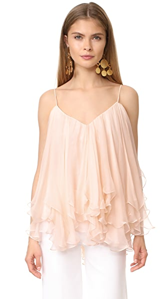 Maria Lucia Hohan Sleeveless Blouse - Powder Puff