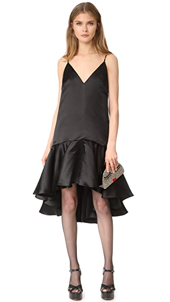 Maria Lucia Hohan Sleeveless Dress In Black