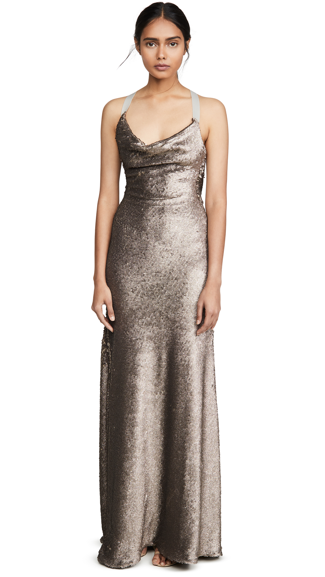 Buy Maria Lucia Hohan online - photo of Maria Lucia Hohan Laure Sequin Dress
