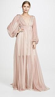 Maria Lucia Hohan Платье Sylviа