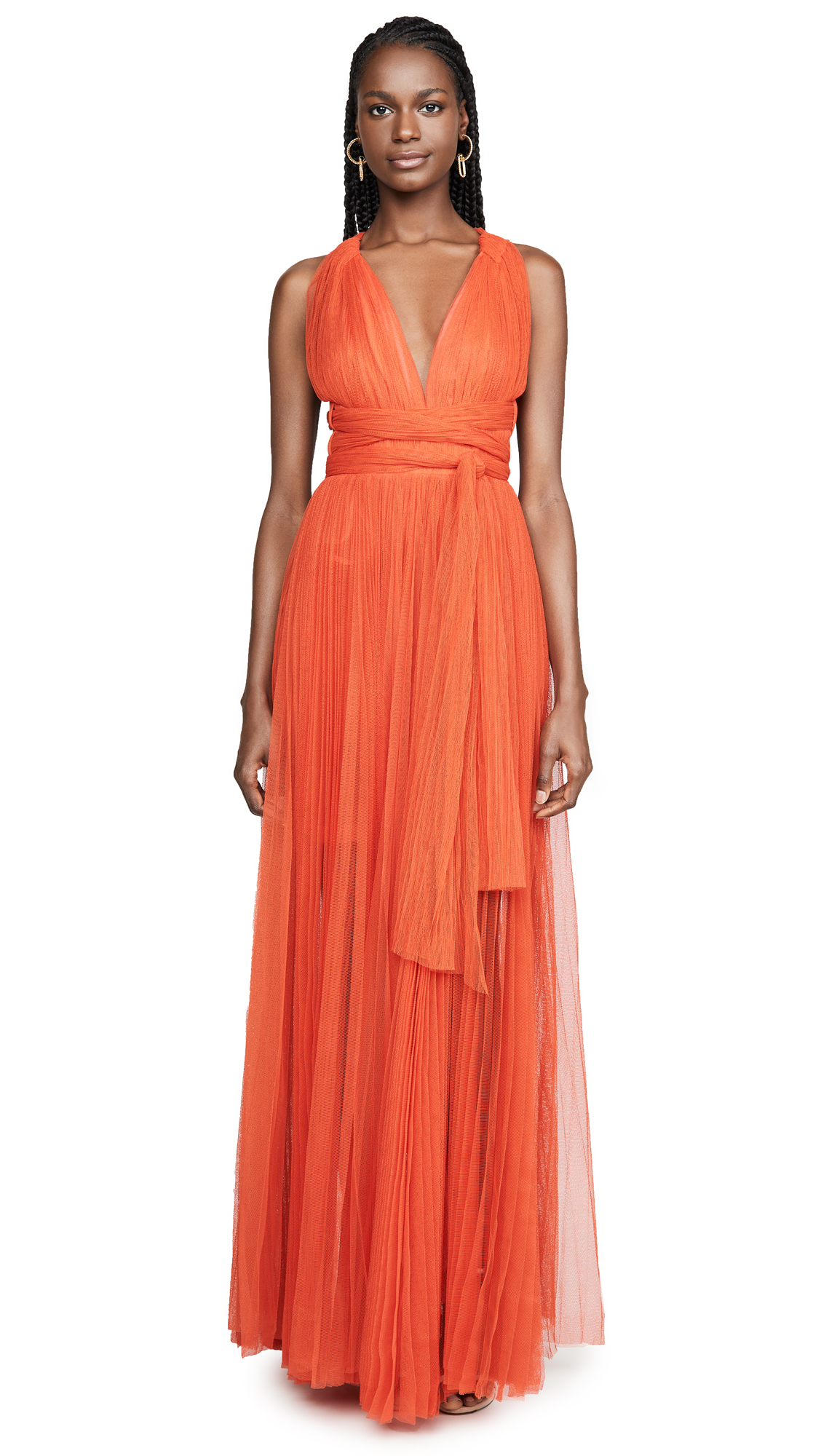 Maria Lucia Hohan Margo Maxi Dress - 60% Off Sale