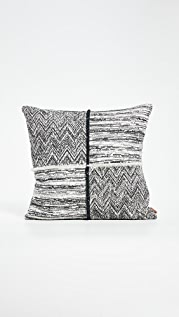 Missoni Home Wattens 拼接坐垫枕头