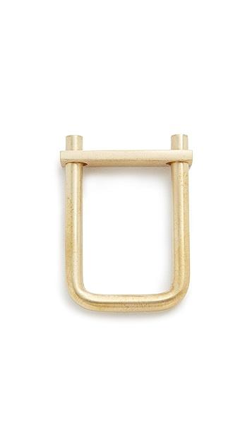 Miansai Flat Tension Keychain
