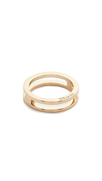 Miansai Split Layer Ring