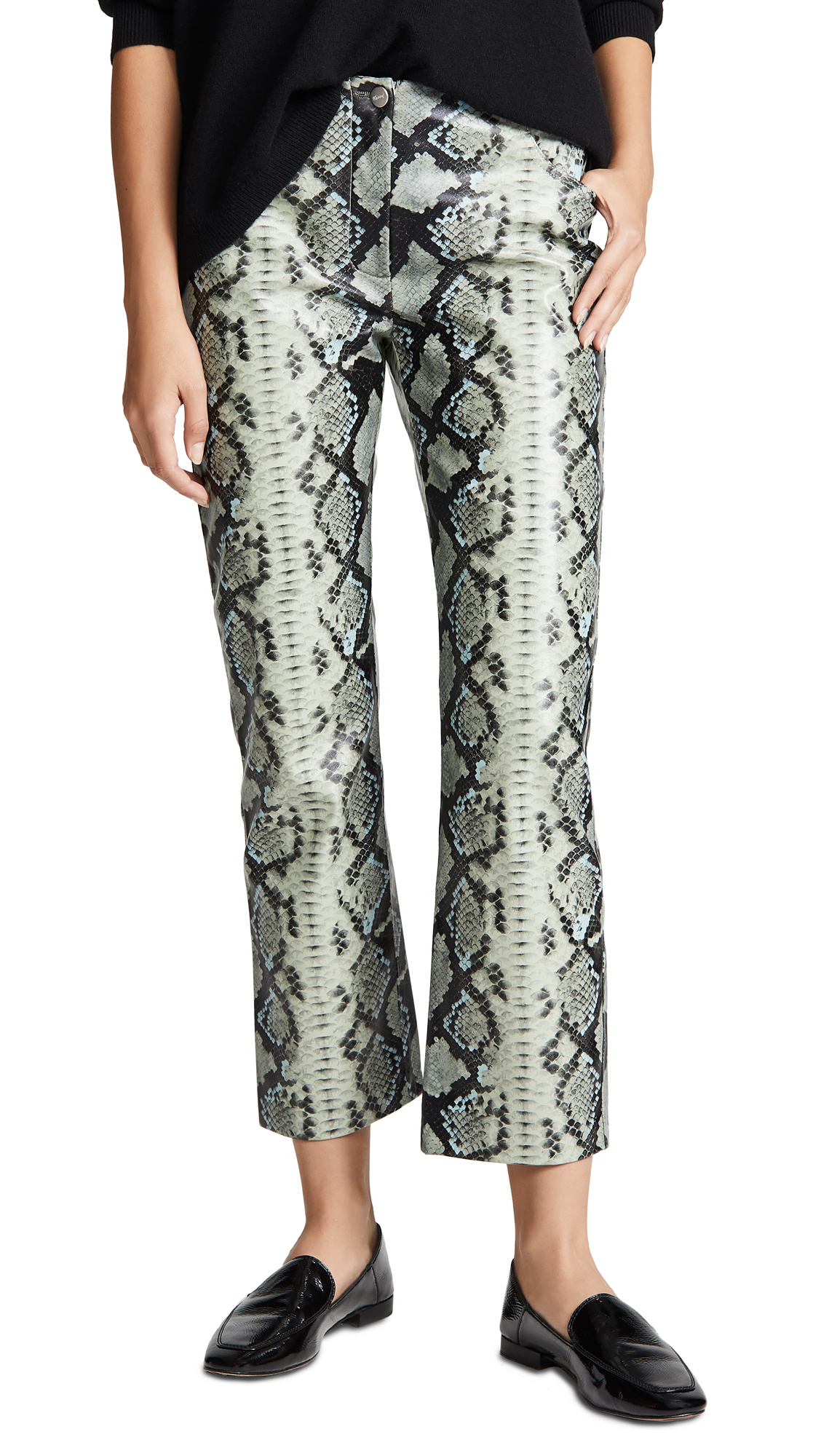 MIAOU Beatrice Pants in Sage