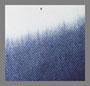White/Indigo Dip Dye