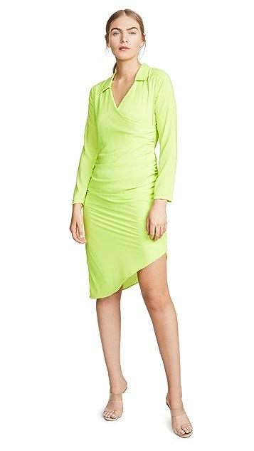 Miaou Vanessa Wrap Dress