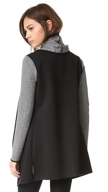 MICHI Dusk Wrap Jacket