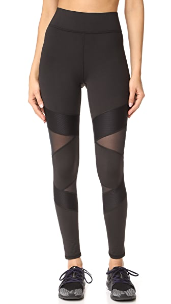MICHI Kitana Leggings - Black