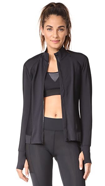 MICHI Ignite Jacket In Black